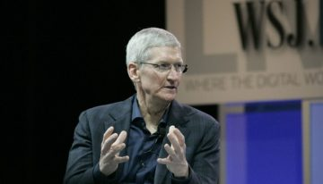 Tim Cook And Other Apple  Execs Had To Take A Pay Cut In Line With Declining iPhone Sales In 2016